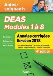 DEAS - Annales corrigées 2018