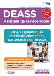 DEASS DC4 Dynamiques interinstitutionnelles, partenariats et réseaux