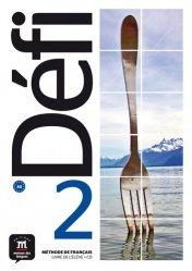 Défi 2 : méthode de français : livre de l'élève + CD