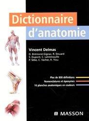 Dictionnaire d'anatomie