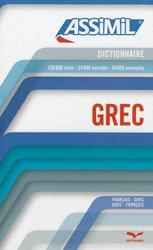Dictionnaire Grec