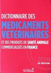 Dictionnaire des Médicaments Vétérinaires (DMV) 2018