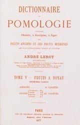 Dictionnaire de pomologie Tome 5