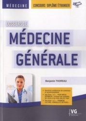 Dossiers de Médecine générale