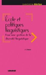 Ecole et Politiques Linguistiques