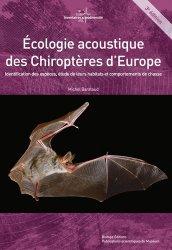 Ecologie acoustique des chiroptères d'Europe