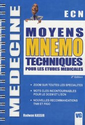 ECN Moyens mnémotechniques pour les études médicales