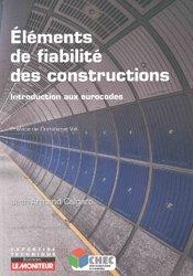 Eléments de fiabilité des constructions