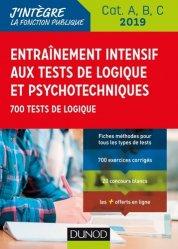 Entraînement intensif aux tests de logique et psychotechniques 2019