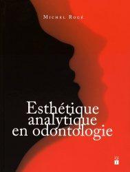 Esthétique analytique en odontologie