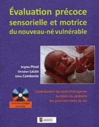 Évaluation précoce sensorielle et motrice du nouveau-né vulnérable