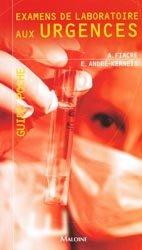 Examens de laboratoire aux urgences
