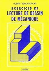Exercices de lecture de dessin de mécanique