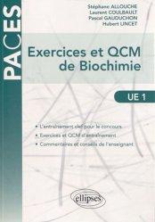 Exercices et QCM de Biochimie