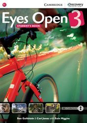Eyes Open Level 3 - Student's Book and Workbook with Online Practice (MoE Cyprus Edition)