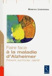 Faire face à la maladie d'Alzheimer