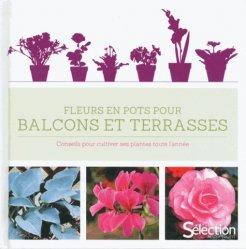 Fleurs en pots pour balcons et terrasses