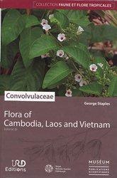Flora of Cambodia, Laos and Vietnam - Volume 36, Convolvulaceae
