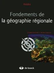 Fondements de la géographie régionale