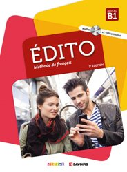 Français langue étrangère Edito 2e Ed.
