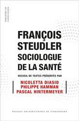 François Steudler, sociologue de la santé
