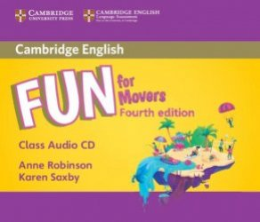 Fun for Movers - Class Audio CD