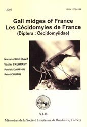 Gall midges of France - Les Cécidomyies de France.