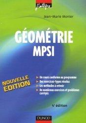 Géométrie MPSI