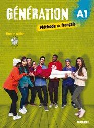 Génération 1 : Livre, Cahier, CD MP3 et DVD