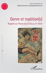 Genre et tradition(s)