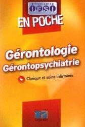 Gérontologie Gérontopsychiatrie