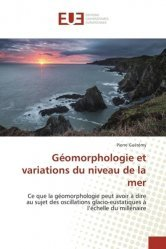 Géomorphologie et variations du niveau de la mer