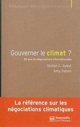 Gouverner le climat?