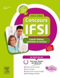 Grands thèmes sanitaires et sociaux  - Concours IFSI