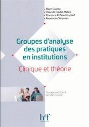 Groupes d'analyse des pratiques en institutions