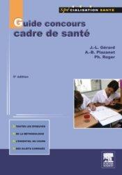 Guide concours cadre de santé