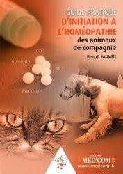 Guide pratique d'initiation à l'homéopathie des animaux de compagnie