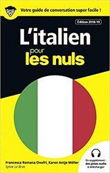 Guide de Conversation Italien pour les Nuls