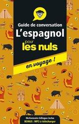 Guide de Conversation Espagnol Pour les Nul