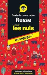 Guide de conversation Russe pour les nuls