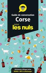 Guide de conversation Corse pour les nuls