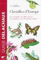 Guide des chenilles d'Europe