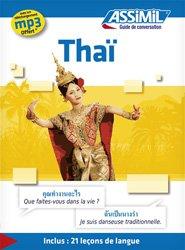 Guide de Conversation Thaï