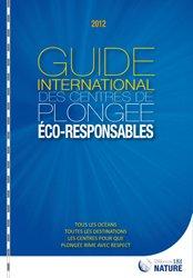 Guide international des centres de plongée éco-responsables 2012