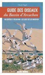 Guide des oiseaux du Bassin d'Arcachon