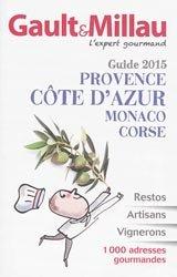Guide PACA, Monaco, Corse 2015