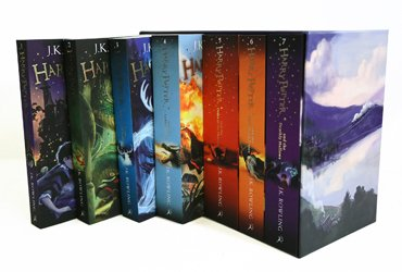 Harry Potter - The Complete Collection