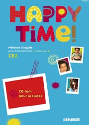 Happy Time CE2 : CD-rom Classe