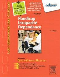 Handicap - Incapacité - Dépendance - Module 4