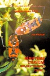 Hémiptères lygaeidae euro-méditerranéens